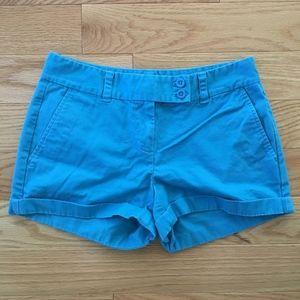 Vineyard Vines Blue Dress Shorts